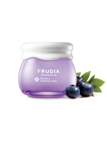 Frudia Blueberry Hydrating Cream Увлажняющий крем с черникой