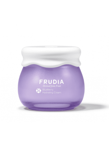 Интенсивно увлажняющий крем для лица с черникой Frudia Blueberry Hydrating Intensive Cream