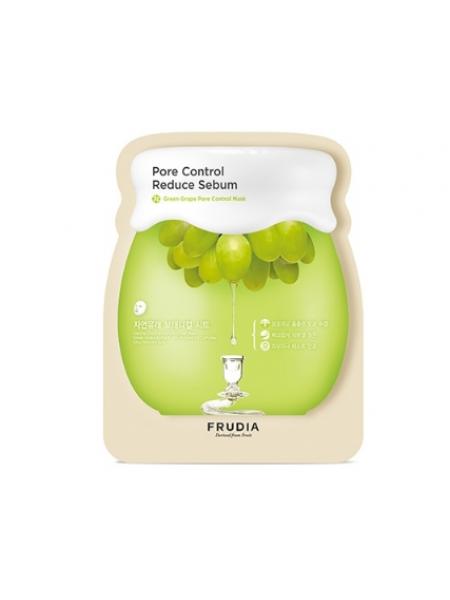 Frudia Green Grape Pore Control  Mask Себорегулирующая маска с зеленым виноградом