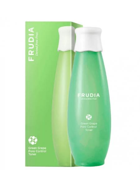 Frudia Green Grape Pore Control Toner Себорегулирующий тонер с виноградом