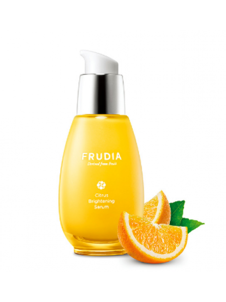 Осветляющая сыворотка для лица с экстрактом мандарина Frudia Citrus Brightening Serum