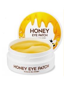 G9SKIN  Гидрогелевые  патчи для глаз с медом и прополисом  Honey Eye Patch 60 шт