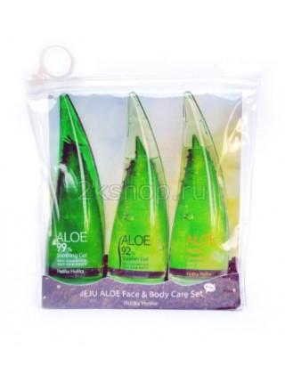 Holika Holika  Jeju Aloe Face and Body Care Set Набор для ухода за лицом и телом c Алое