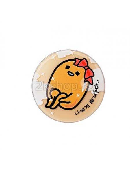 Holika Holika Gudetama Cushion BB C Set  Кушон+ сменный блок