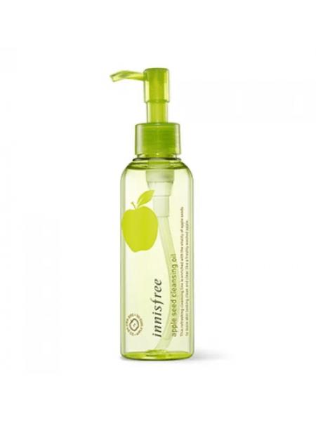 Гидрофильное масло для умывания с яблоком Innisfree Apple Seed Cleansing Oil