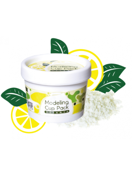 Inoface Vitamin Modeling Cup Pack  Альгинатная маска Витамин