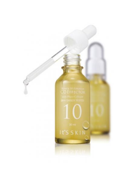 Сыворотка с коллагеном It's Skin Power 10 Formula CO Effector