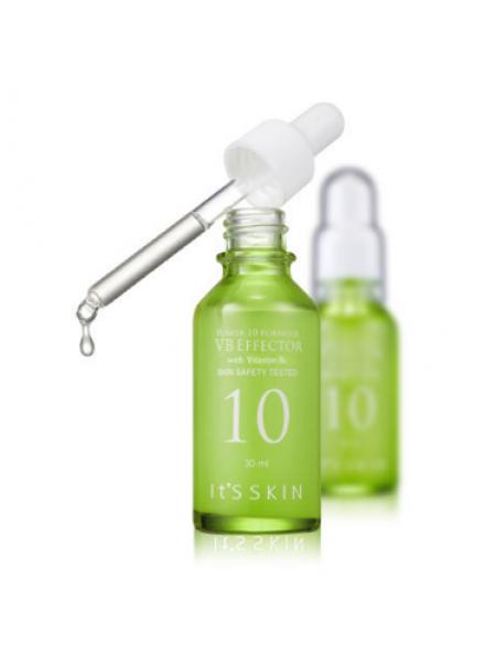 Укрепляющая сыворотка с витамином B6 It's Skin Power 10 Formula VB Effector