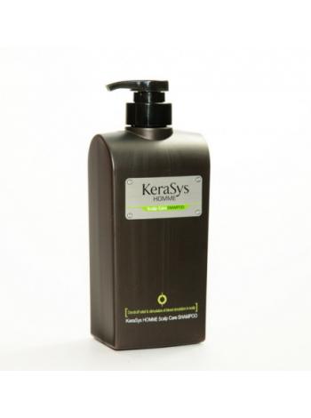 Kerasys Homme Scalp Care Шампунь мужской для лечения кожи головы