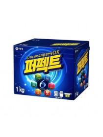Концентрированный стиральный порошок Aekyung Perfect 6 Solution универсальный, 1 кг