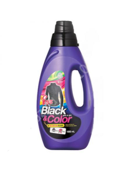 Kerasys Wool Shampoo Black&Color Жидкое средство для стирки черного и цветного белья
