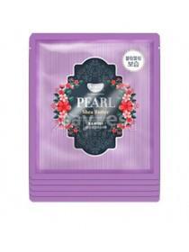 KOELF Pearl & Shea Butte Hydro Gel Mask Pack   Гидрогелевая маска с жемчугом и маслом Ши