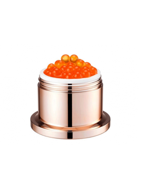 LA KORII  Salmon Egg Face Agar Capsule Антивозрастной капсульный крем с экстрактом лососевой икры