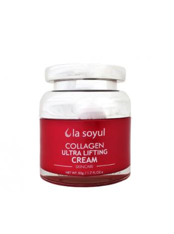 La Soyul Collagen Ultra Lifting Cream Увлажняющий лифтинг-крем с морским коллагеном