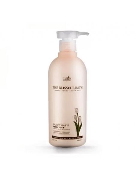 La'dor The Blissful Bath Body Wash Fresh Tulip Гель для душа Свежесть тюльпана