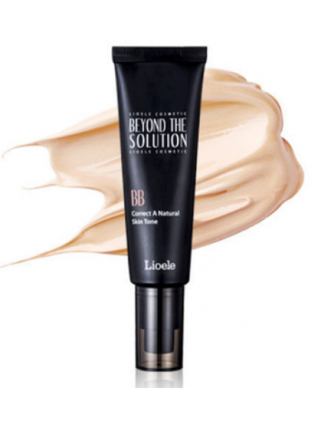 Lioele Beyond The Solution BB Cream  ББ крем для проблемной кожи