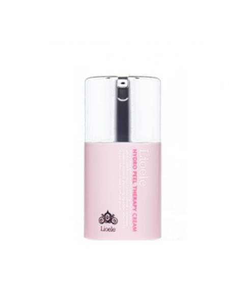 Lioele Hydro Peel Therapy Cream Увлажняющий крем для лица