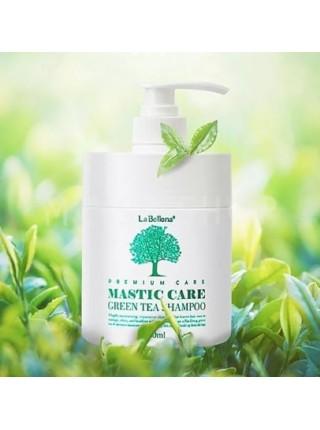 Lombok Mastic Green Tea Shampoo Шампунь для волос с зеленым чаем