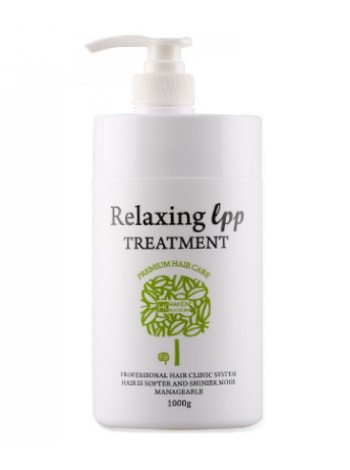 Lombok Haken Relaxing L.P.P Treatment Маска для питания волос