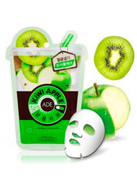 Mediheal Kivi Apple Ade Mask  Маска для лица для проблемной кожи с экстрактом киви и яблока