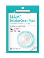 Mijin Skin Planet M-MNF solution Cream Mask Тканевая кремовая маска с  натуральным увлажняющим фактором
