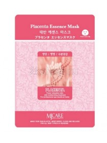 Mijin  Placenta Essence Mask  Тканевая маска плацента
