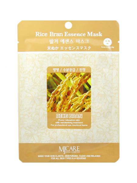 Mijin Rice Wine Essence MaskТканевая маска  с рисовым вином Макколе