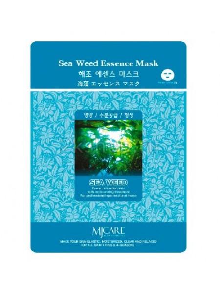 Mijin Sea Weed Essence Mask Маска тканевая морские водоросли