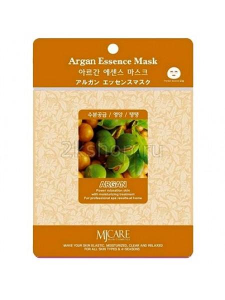 Mijin Argana Essence Mask  Маска тканевая аргана