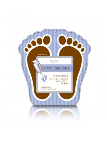 Mijin MJ Premium Foot care pack  Маска для ног