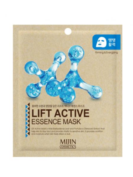 Mijin Cosmetics Lift Active  Essence Mask  Антивозрастная тканевая маска с эффектом лифтинга