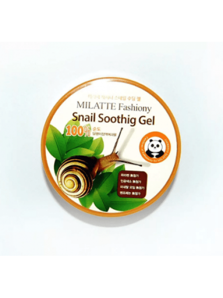 Milatte Fashiony Snail Soothing Gel Улиточный гель