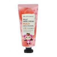 Крем для рук с Персиком Milatte Fashiony Fruit Hand Cream Peach