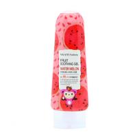 Milatte Fashiony Fruit Soothing Gel Watermelon  Многофункциональный гель для лица и тела арбузный
