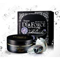 Miskin Антивозрастные гидрогелевые патчи для глаз с черным жемчугом и золотом Dia Force BLACK Hydrogel Eye Patch (60шт)