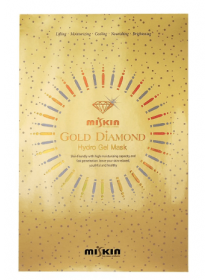 Miskin Gold Diamond Hydro Gel Mask Гидрогелевая маска с коллоидным золотом и алмазной пудрой