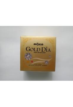 Miskin GOLD Dia Hydrogel Eye Patch  Гидрогелевые патчи с золотом