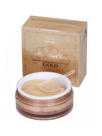 Misoli  Премиальные гидрогелевые патчи с золотом  Hydrogel shinning Care Gold Eye Patch (60 шт)