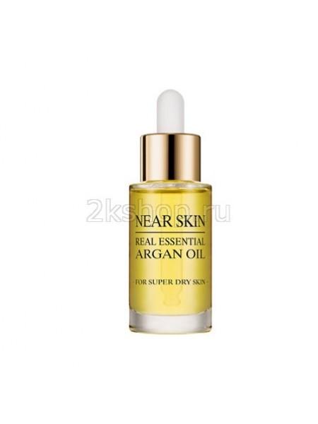 Масло арганы  для лица  Missha Near skin real essential  Argan Oil
