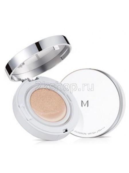 Missha M Magic Cushion Moisture SPF50+/PA+++ Тональное средство-кушон