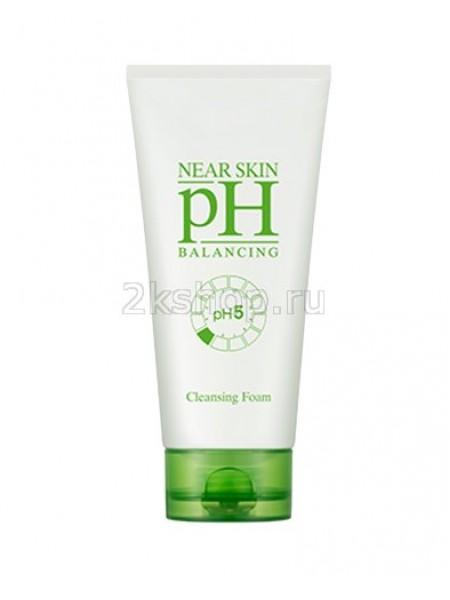 Missha Near Skin pH Balancing Cleansing Foam Пенка для умывания
