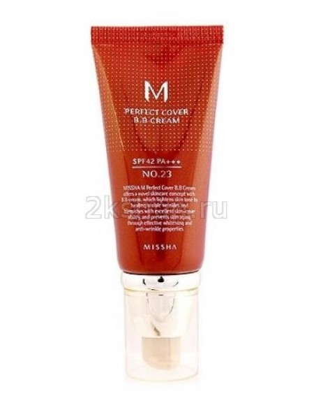 MISSHA M Perfect Cover BB Cream SPF42/PA+++ ББ крем 50 мл