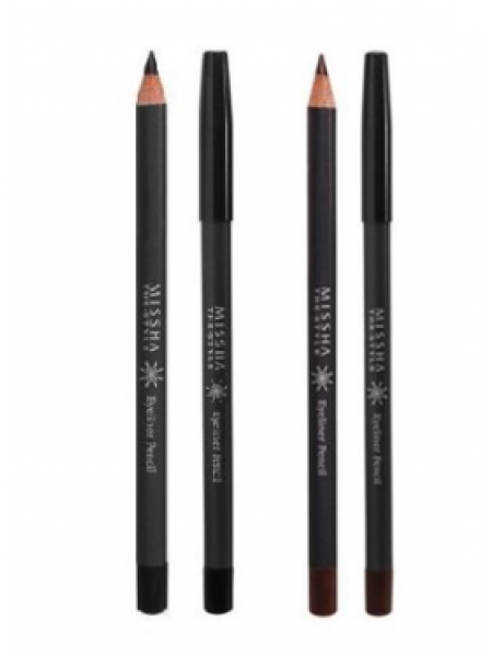 Missha The Style Eyeliner Pencil Карандаш контурный для глаз