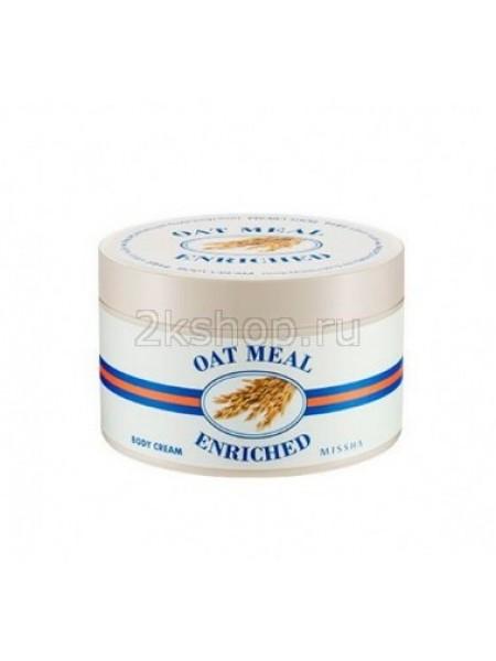 MISSHA Oatmeal Enriched Body Cream Крем  для тела