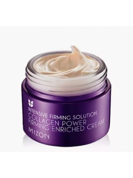Коллагеновый питательный крем для лица Mizon Collagen Power Firming Enriched Cream