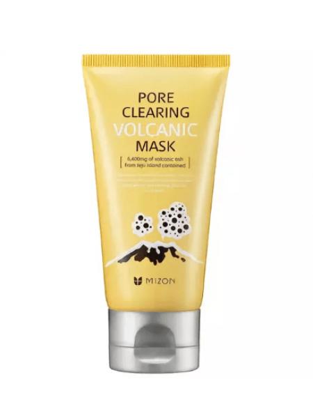 Mizon Pore Clearing Volcanic Mask Маска для очищения пор с вулканическим пеплом
