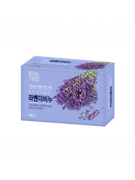 Увлажняющее мыло Mukunghwa Lavender Beauty Soap