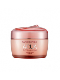 Nature Republic Super Aqua Max Moisture Watery Cream (RR)  Крем для лица увлажняющий