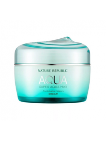 Nature Republic Super Aqua Max Combination Watery cream RRR Крем для лица увлажняющий