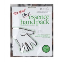 Petitfee Dry Essence Hand Pack   Смягчающая питательная маска для рук